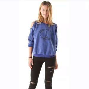 STYLESTALKER Size 2 Bastille My Heart Sweatshirt